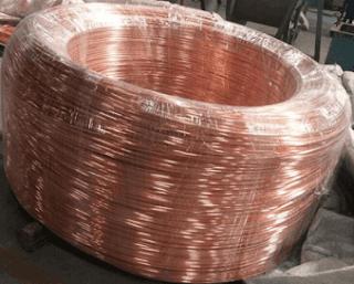 Heavy copper coils