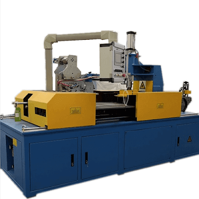 cable coiling and strapping machine EMCS-400