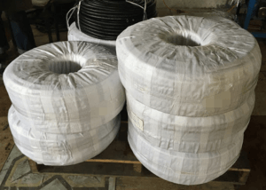 pipe coil and hose coil