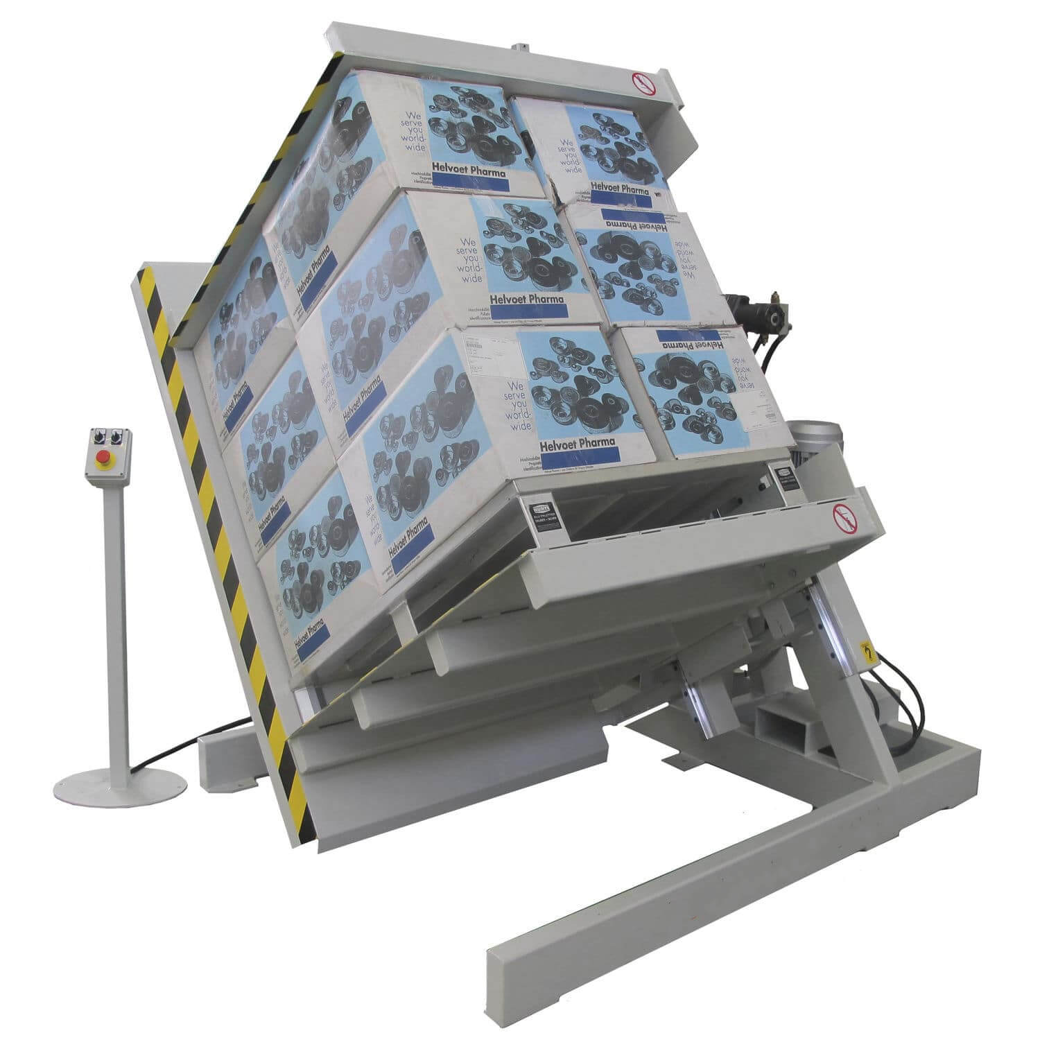 What does a pallet inverter mean and what does it help to your business?