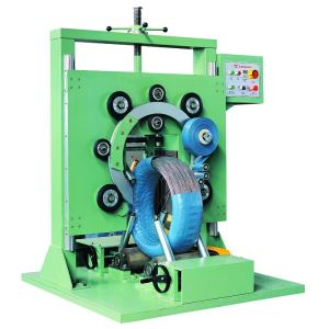 steel-wire-wrapping-machine