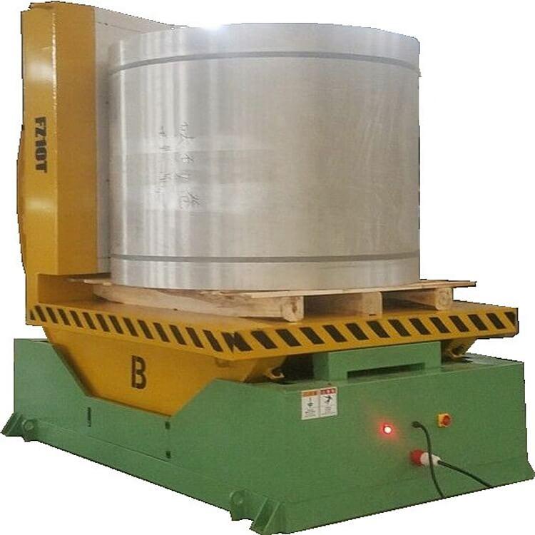 large steel coil tilter machine