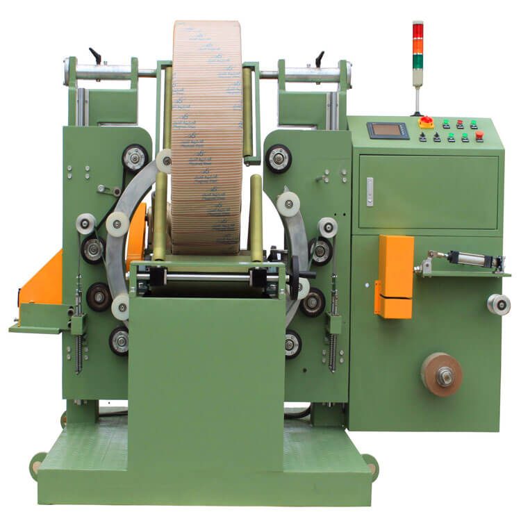 steel coil and reel stretch wrap packing machine